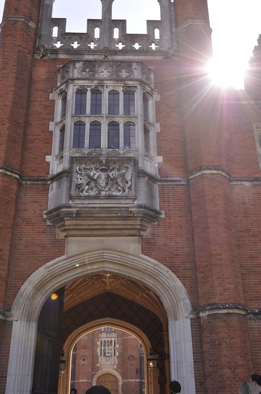 Day Nine - Hampton Ct., London
