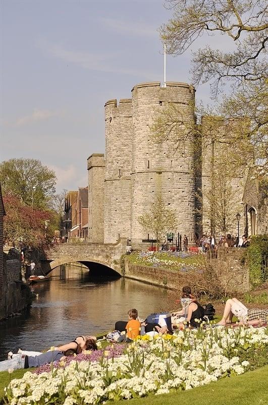 Day Seven - Canterbury