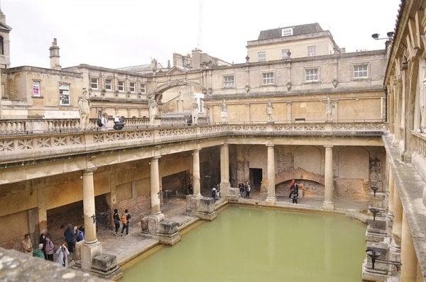 Day Ten - Bath