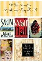 April May Recommended Readsa