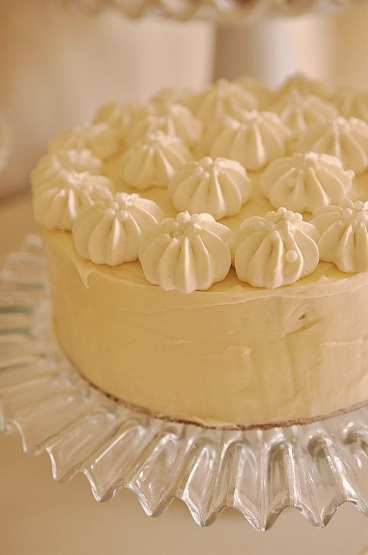 Cake Buffet Wedding