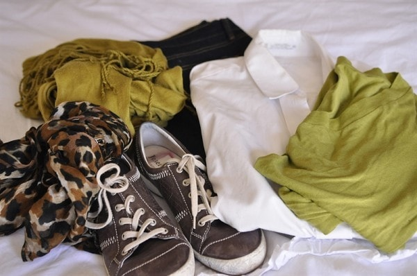 Travel Wardrobe