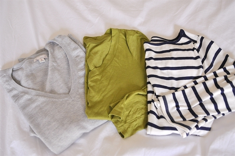 long sleeves tops for travel.