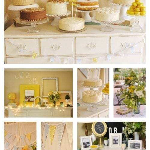 Creating a Beautiful and Inexpensive DIY Weddng