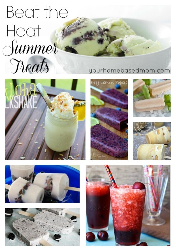 Beat the Heat Summer Treats