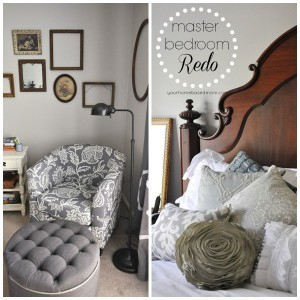 Master Bedroom Redo and Reveal