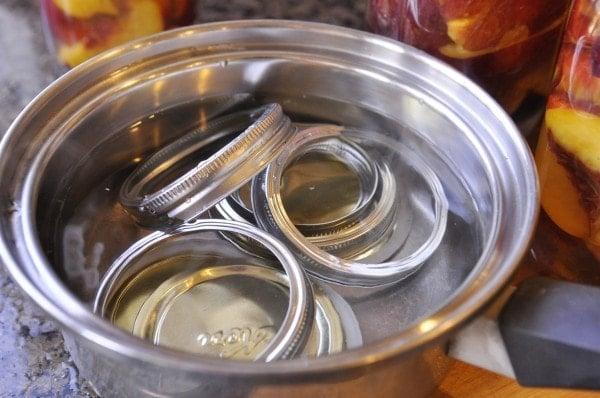 canning jar lids