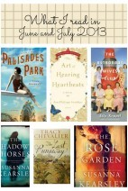June and July 2013 Recommended Reads
