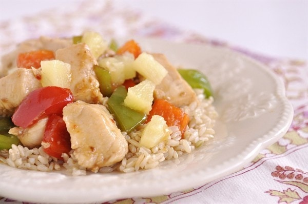 Sweet & Sour Chicken}Kraft Recipe Makers
