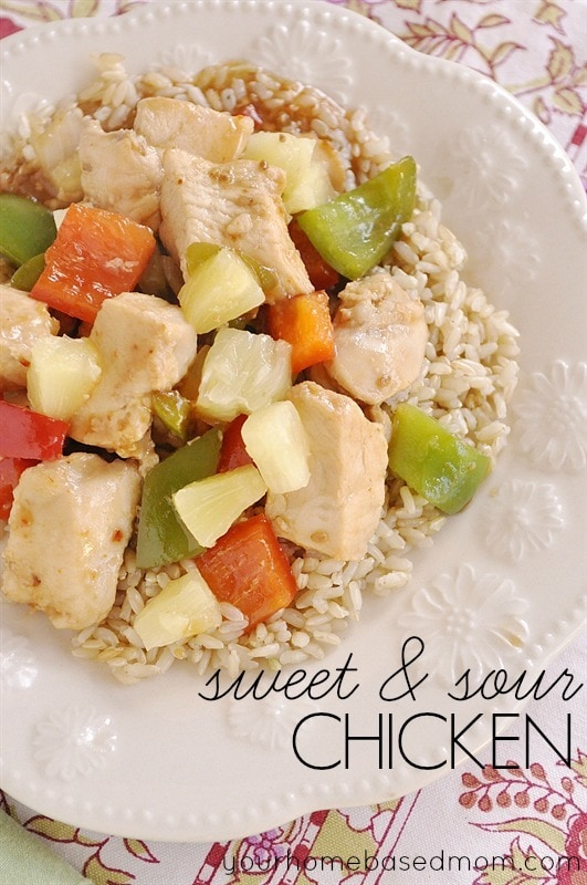Sweet sour chickenkraft recipe makers forumfinder Gallery
