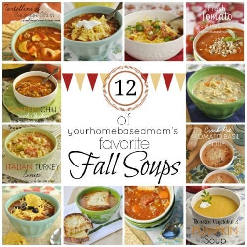 12 Favorite Fall Soup Recipes