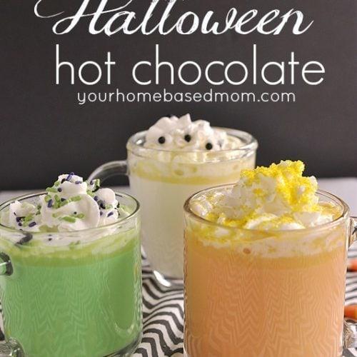 Halloween Hot Chocolate