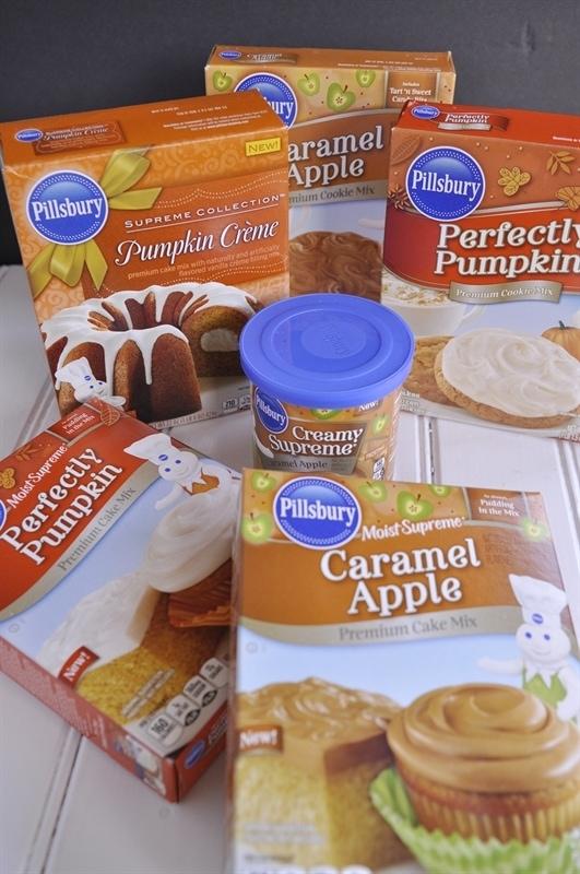 Pillsbury Caramel Apple Cake Mix Recipes