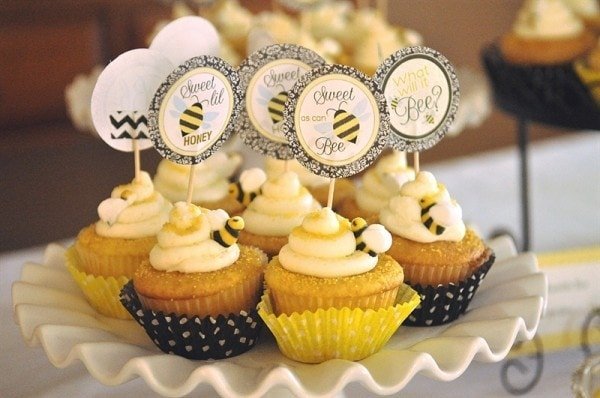 Bee Baby SHower