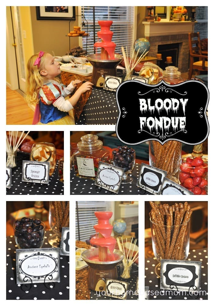 Bloody FOndue 2