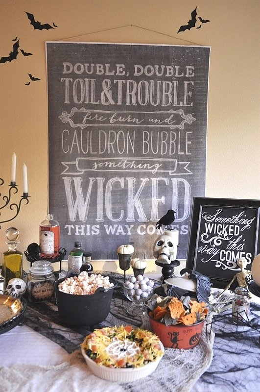 Halloweenie Roast