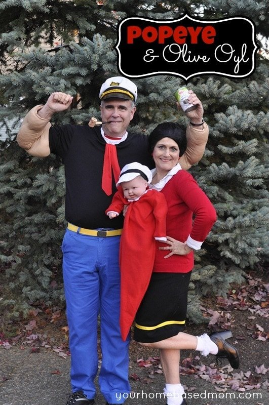 Popeye olive oyl your homebased mom popeye and olive oyl solutioingenieria Image collections