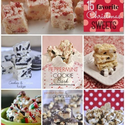 15 Favorite Christmas Sweets