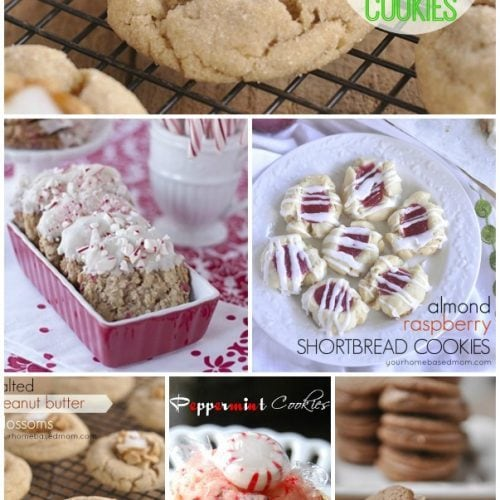 25 Favorite Christmas Cookie Recipes