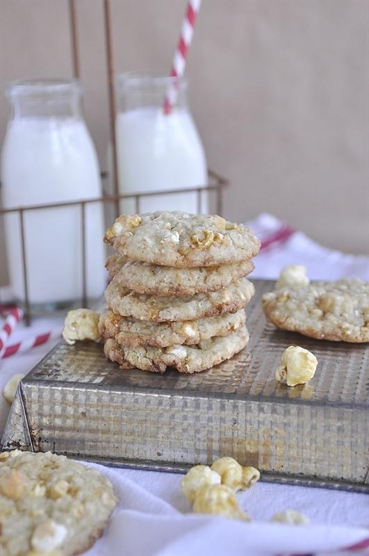 Caramel Corn Popcorn