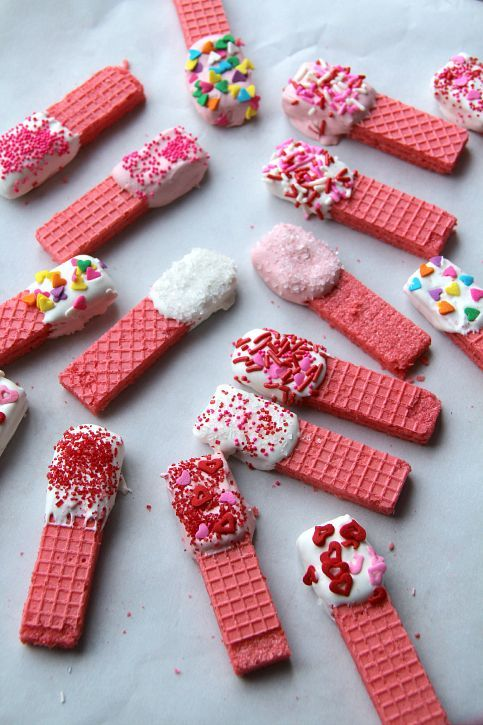Easy Valentine's Day Cookies