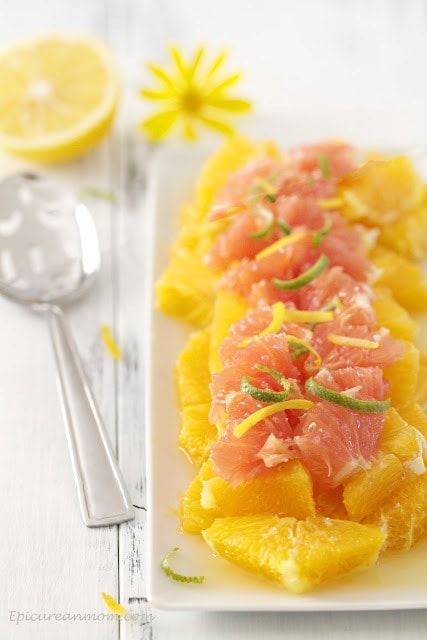Honey Citrus Salad