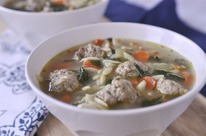Italian Weddng Soup