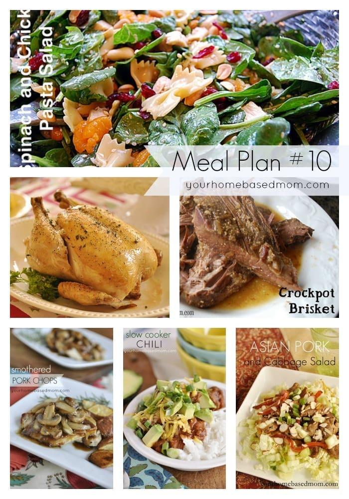Meal Plan #10