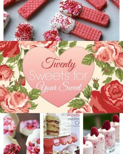 20 Valentine's Day Sweets for Your Sweet