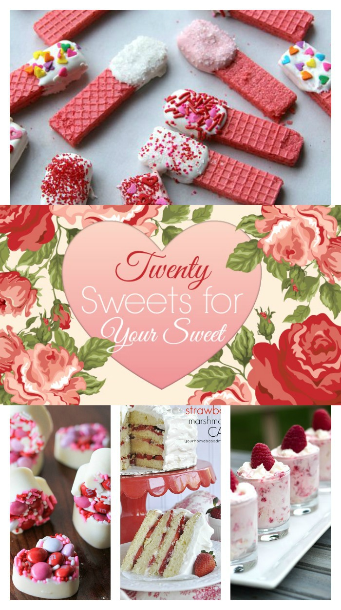 20 Valentine's Days Sweets for Your Sweet