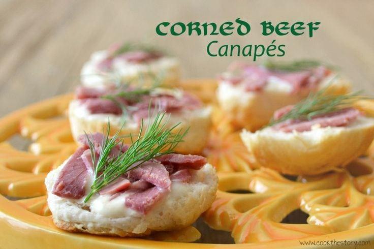 Corned Beef Capanes