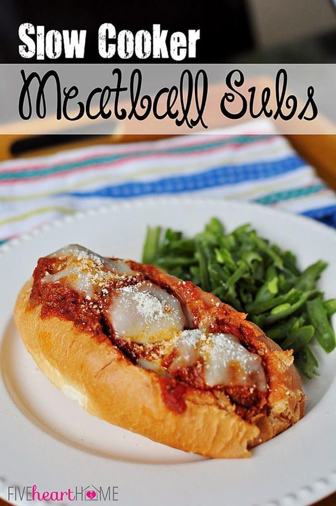 Meatball Subs