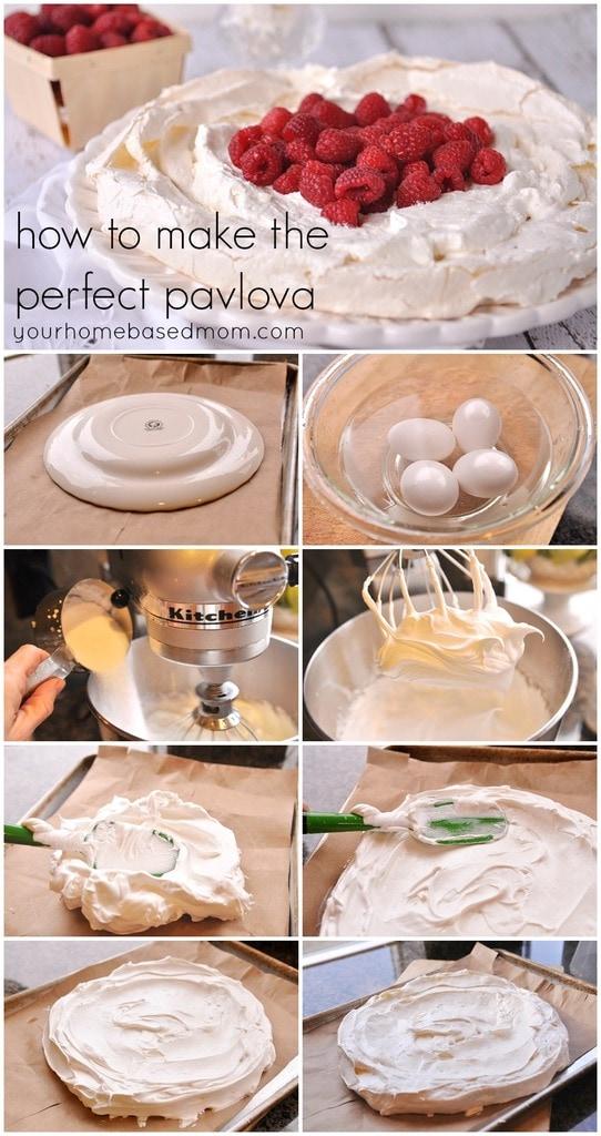 Perfect Pavlova