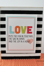 Printable Love Quote