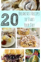 20 Breakfast Recipes to Start Your Day