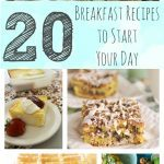 collage of breakfast recipes