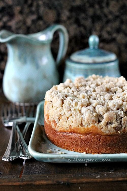 Amaretto Cream Cheese Coffee Cake