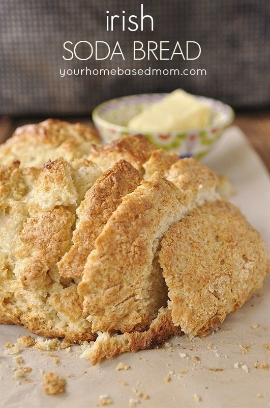 Irish Soda Bread - your homebased mom