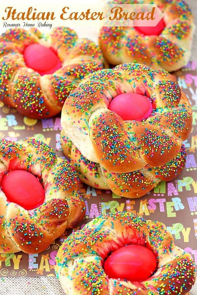 Italian Easter bread – Pane di Pasqua