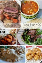 Meal Plan #20