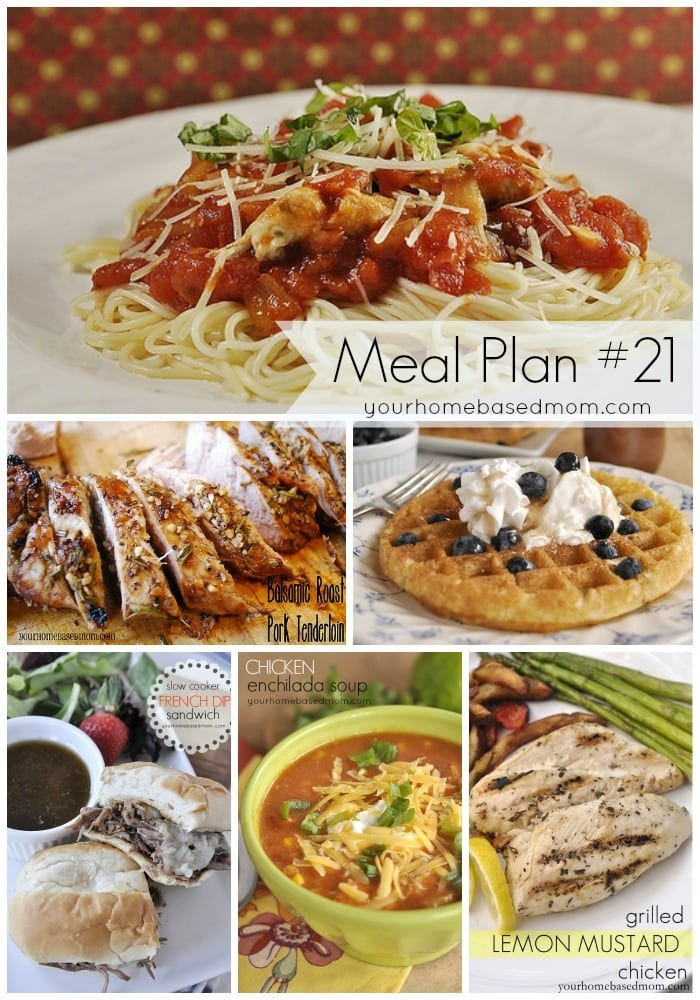 Meal Plan 21