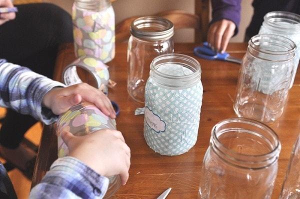 Tithing Jars