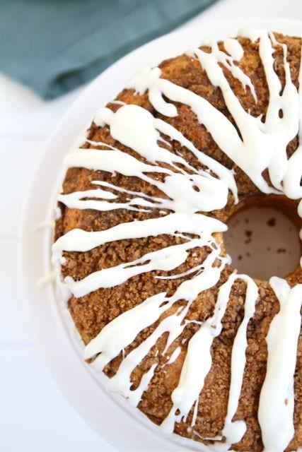 Yogurt Coffee Cake