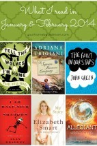January and February 2014 Recommended Reads