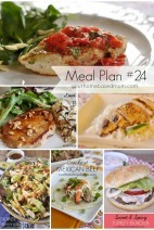 What's For Dinner}Weekly Meal Plan #24