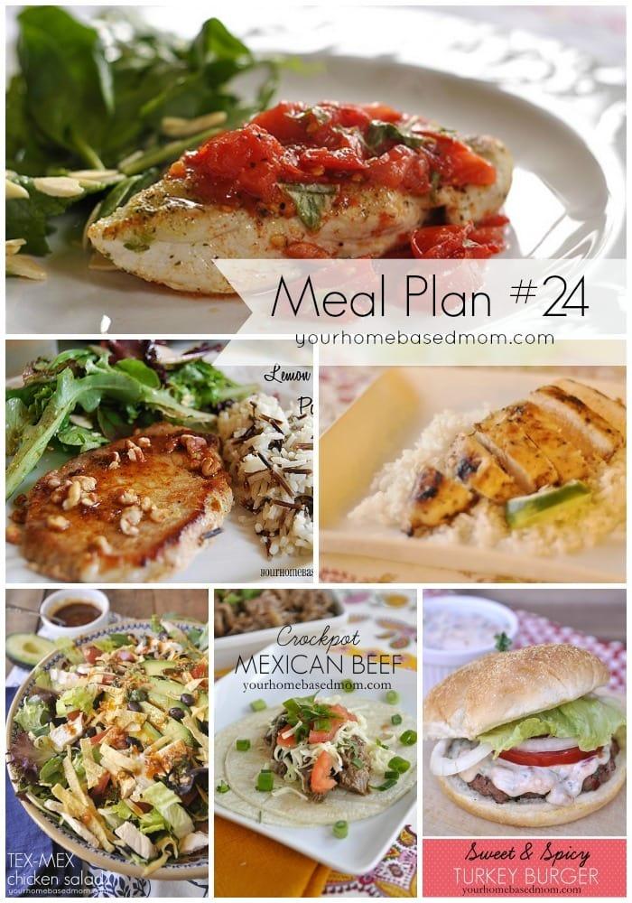 meal plan 24