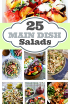 25 Main Dish Salads