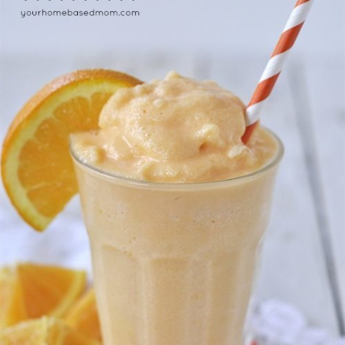 Orange Freeze