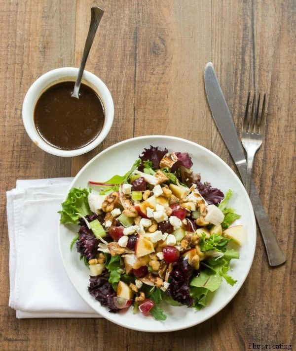 Waldorf Salad (California Pizza Kitchen Copycat)