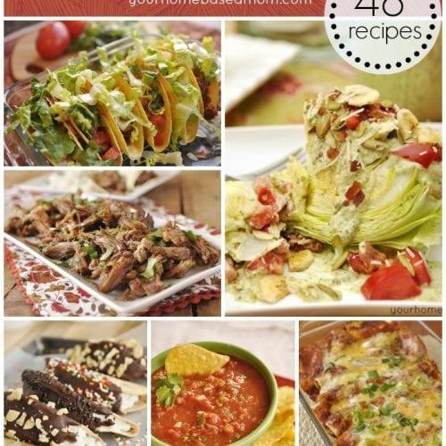 Cinco De Mayo Menu – 48 Recipes